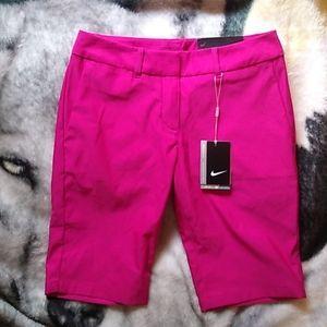 🆕 Nike Dri Fit Golf Short Neon Magenta